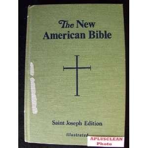 Saint Joseph Edition of the New American Bible Translated