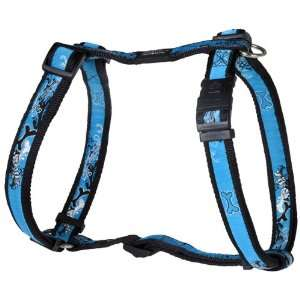 Rogz Fancy Dress Armed Response Dog H Harness, Extra Large