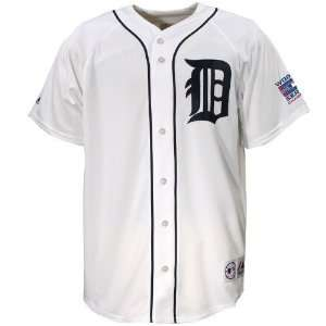 Majestic Detroit Tigers White Youth World Series Replica