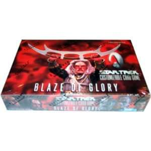 Star Trek CCG Blaze of Glory Sealed Box