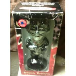 Kiss The Cat Man Bobble Head Doll Hand Painted 1998