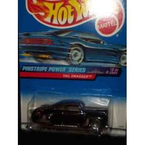 Power Series #2 Tail Dragger #954 Mint Hot Wheels Toys & Games