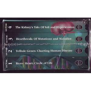 Hearts and Hypertension: Blazing Genetic Trails   4 Lectures   VHS Set