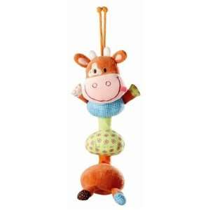 Lilliputiens Dancing Vicky Cow: Toys & Games
