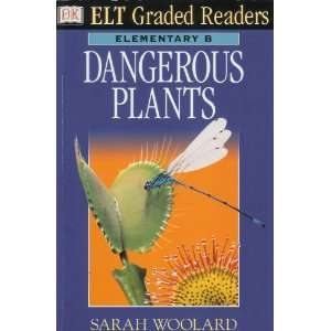 Dk Elt Graded Readers: Dangerous Plants (Book & Audio C