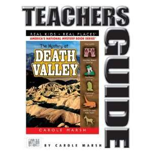 The Mystery at Death Valley Teacher Guide (Real Kids, Real