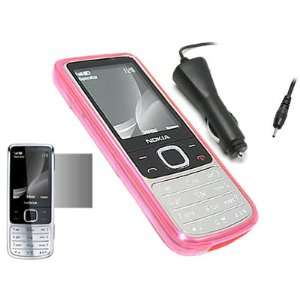 iTALKonline ProGel TRIO PINK Soft GEL Case/Cover/Skin, LCD