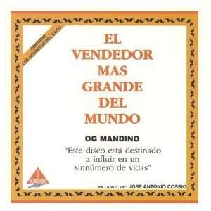 El Vendedor Mas Grande Del Mundo (Audio CD, 1 CD) Og