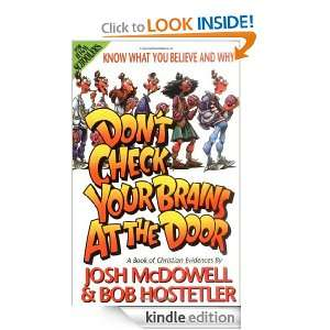 Dont Check Your Brains at the Door: A Book of Christian Evidences