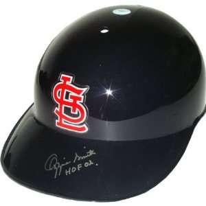 Ozzie Smith St. Louis Cardinals Autographed Batting Helmet