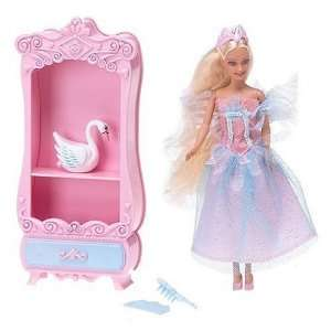 Barbie Princess Mini Kingdom Mini Barbie Odette Doll Toys & Games