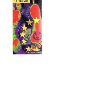 Numb [VHS] Bono, Adam Clayton, Larry Mullen Jr., The Edge