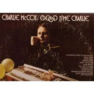 Good Time Charlie [LP VINYL] Charlie McCoy Music