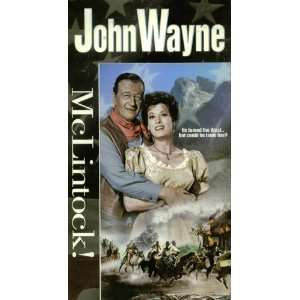 John Wayne American Hero of The Movies   McLintock: Movies & TV