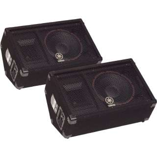 Yamaha SM10V 2 WAY 10 CLUB SERIES MONITOR PAIR  Music123