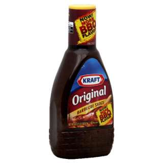 Kraft Original Barbecue Sauce   1 Bottle (18 oz)  Meijer