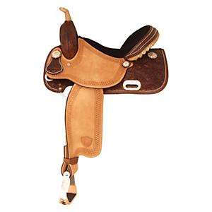 Tex Tan Champion Racer Barrel Saddle   Horse