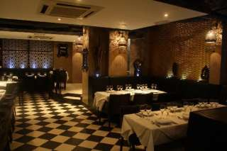 Maddox club and restaurant review london thursday club for Anokha indian cuisine