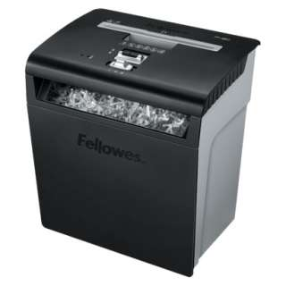 Fellowes P 8C Cross Cut Shredder Black/ Gray (3400801) product details