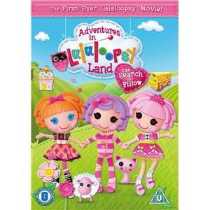 Play   Buy Adventures In LalaLoopsy Land: The Search For Pillow