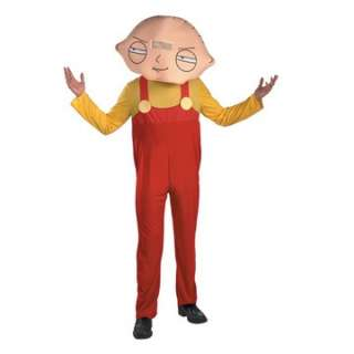 Adult Stewie Griffin Costume   Family Guy Costumes   15dg6445