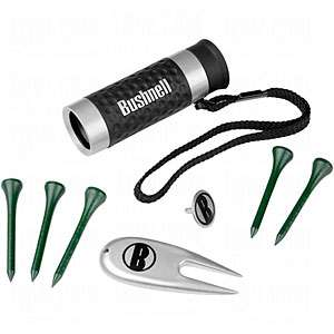 BUSHNELL GOLF SCOPE/ACCESSORIES SET 5x20 NON LASER