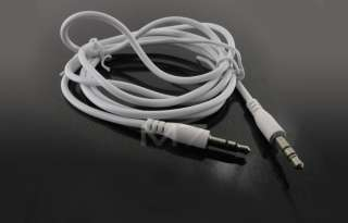 CAR AUDIO 3.5mm AUX AUXILIARY CABLE iPOD NANO/CLASSIC