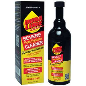 Dura Lube Severe Fuel System Cleaner, 16 oz Automotive