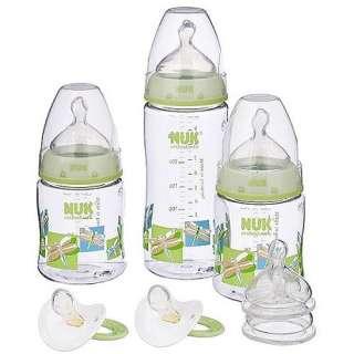 NUK / Gerber   Infant Starter Bottle Gift Set, BPA Free Feeding