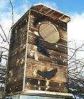 New Barn Owl House Bird House Large Box 21 X 14.5 x 15 ***