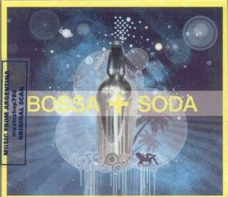 SODA STEREO BOSSA NOVA TRIBUTE + BONUS TRACK CD 2010