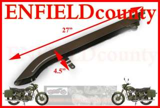 NEW ROYAL ENFIELD CHROME CHAIN GUARD 350/500CC *111713