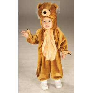 Toddler Teddy Bear Costume Size (2 4T)