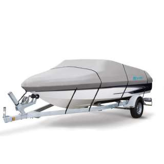 Classic Accessories Hurricane Boat Cover Model A in Grey