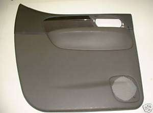 2004 04 ENVOY XL LEFT REAR DOOR PANEL INTERIOR TRIM