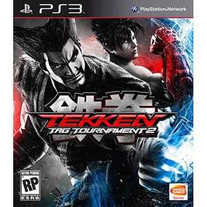 Tekken Tag Tournament 2 (PS3): Games