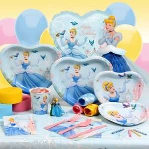 CINDERELLA Disney Princess Birthday PARTY Supplies ~ Pick what you