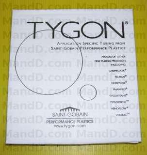Stens 115 315 Tygon Clear Yellow Fuel Line 1/16 ID X 1/8 OD 50 Feet