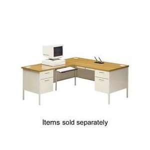HON Company Products   Left Pedestal Desk, 66x30x29 1/2