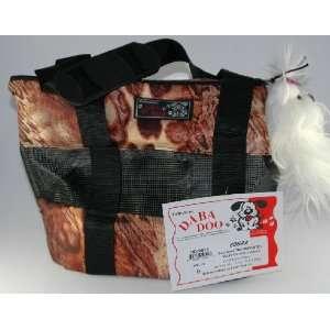 Daba Doo Pet Dog Cat Carrier 2 Seasons Bag Cobra Size 1
