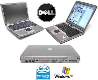 Dell Latitude D610 Cheap WiFi Laptops 1.73GHz 1GB 40GB Win XP