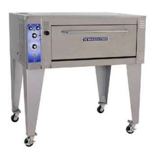 NEW Bakers Pride Electric Two Deck Pizza Oven, Model EP 2 8 3836, No