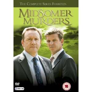 Midsomer Murders Series Fourteen [DVD] .co.uk Film & TV