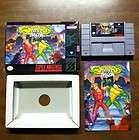 Super Double Dragon (Super Nintendo) COMPLETE 031719199211