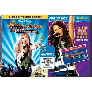 Hannah Montana / Miley Cyrus Best Of Both Worlds Concert