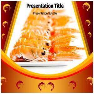Krill Fish Powerpoint Templates   Krill Fish Powerpoint Backgrounds