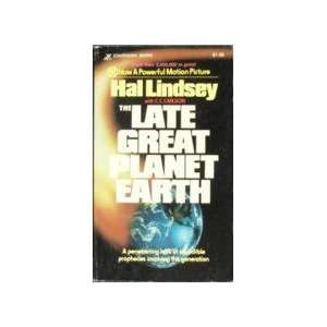 The Late Great Planet Earth: Hal Lindsey: Books