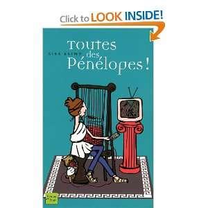 Toutes des Pénélopes ! (9782265088993): Lisa Klimt: Books