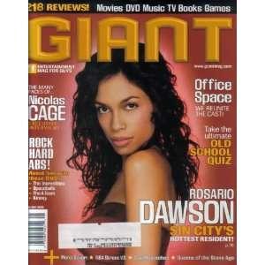 Issue (Mena Suvari, Nicholas Cage, Deadwood) Giant Magazine Books