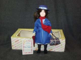 Vintage Effanbee Mary Poppins Doll Walt Disney Collection Series 3392